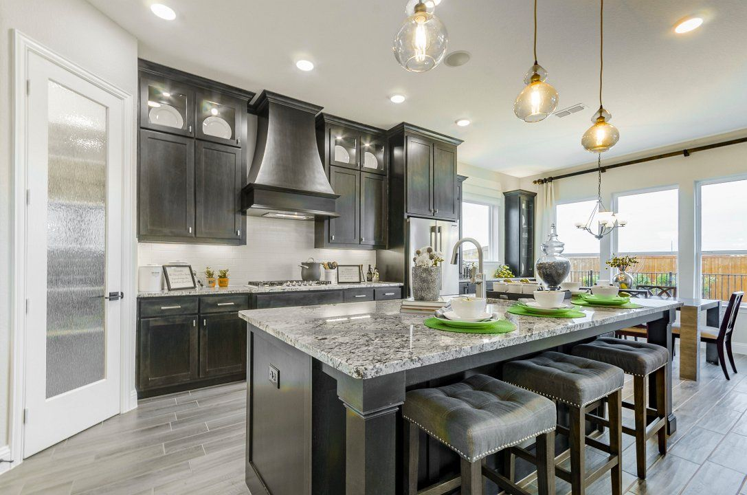 Kitchen featured in the Montrose Collection By Landon Homes in Dallas, TX