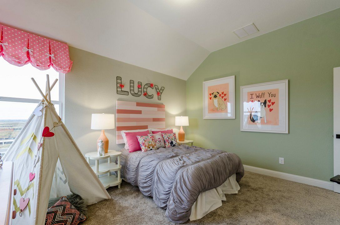Bedroom featured in the Montrose Collection By Landon Homes in Dallas, TX