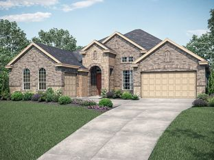Azalea Collection - Hollyhock Classic Series: Frisco, Texas - Landon Homes