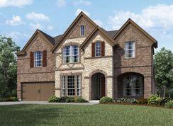 Southlake Collection - Lexington Country Heritage Series: Frisco, Texas - Landon Homes