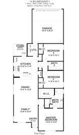 Bluebonnet Collection - Magnolia Landing: Rowlett, Texas - Landon Homes