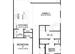 Jasmine Collection - Magnolia Landing Cottage 40's: Rowlett, Texas - Landon Homes