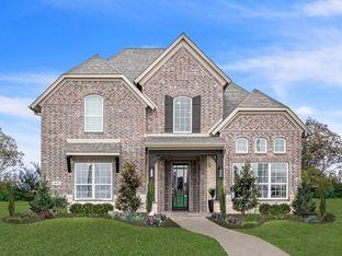Monticello Collection - Edgestone at Legacy: Frisco, Texas - Landon Homes
