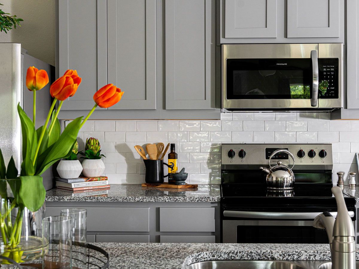 Kitchen featured in the Jasmine Collection By Landon Homes in Dallas, TX