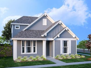 Jasmine Collection - Magnolia Landing: Rowlett, Texas - Landon Homes
