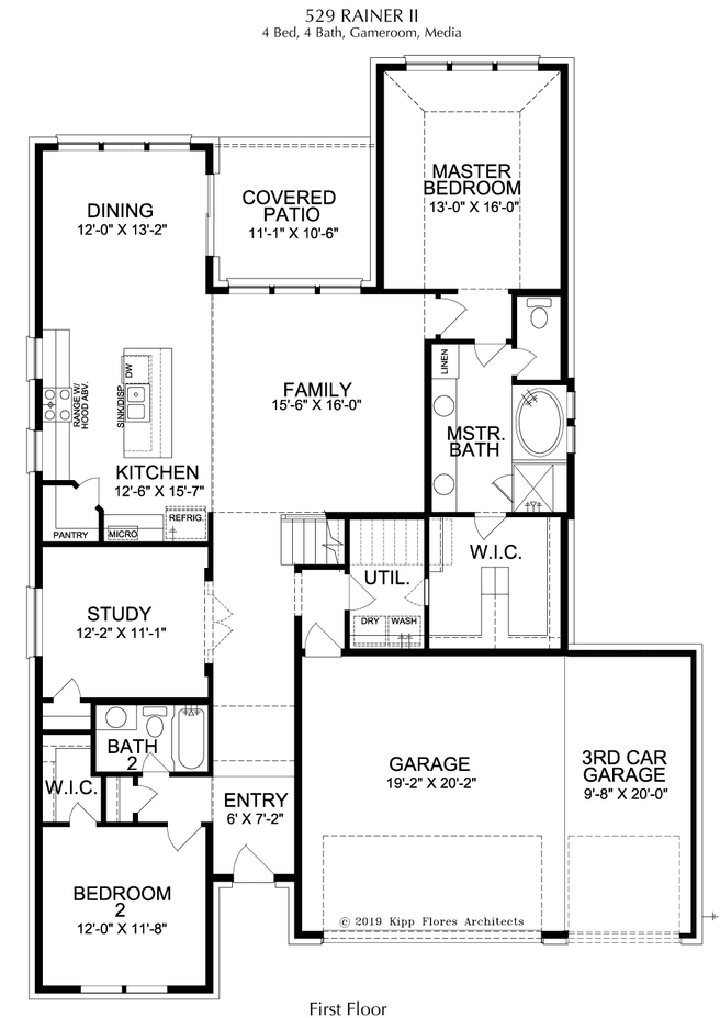 7109 Antelope Drive (Rainer Collection)