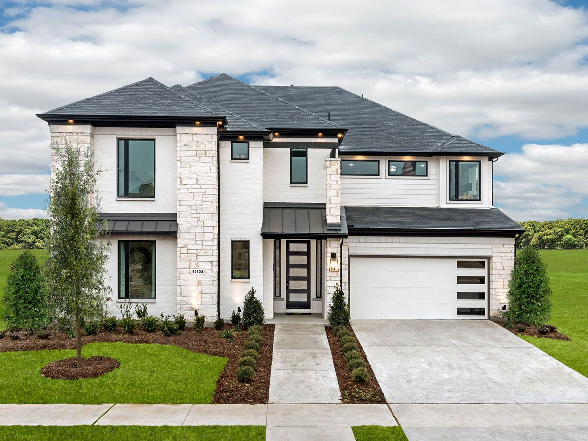 'Lexington Country Classic Series' by Landon Homes in Dallas