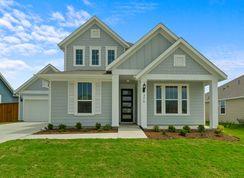 Birch Collection - Magnolia Landing Craftsman Homes 60's: Rowlett, Texas - Landon Homes