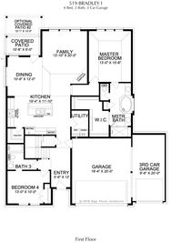 Bradley Collection - Magnolia Landing: Rowlett, Texas - Landon Homes