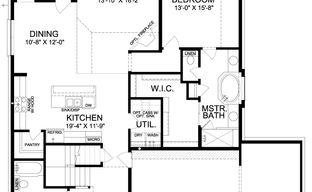 Magnolia Landing Craftsman Homes 60's by Landon Homes in Dallas Texas
