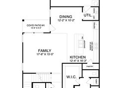 Magnolia Collection - Magnolia Landing Cottage 40's: Rowlett, Texas - Landon Homes