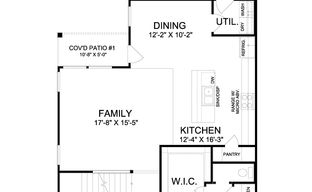 Magnolia Landing Cottage 40's by Landon Homes in Dallas Texas