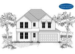 Rainer Collection - Magnolia Landing Craftsman Homes 60's: Rowlett, Texas - Landon Homes