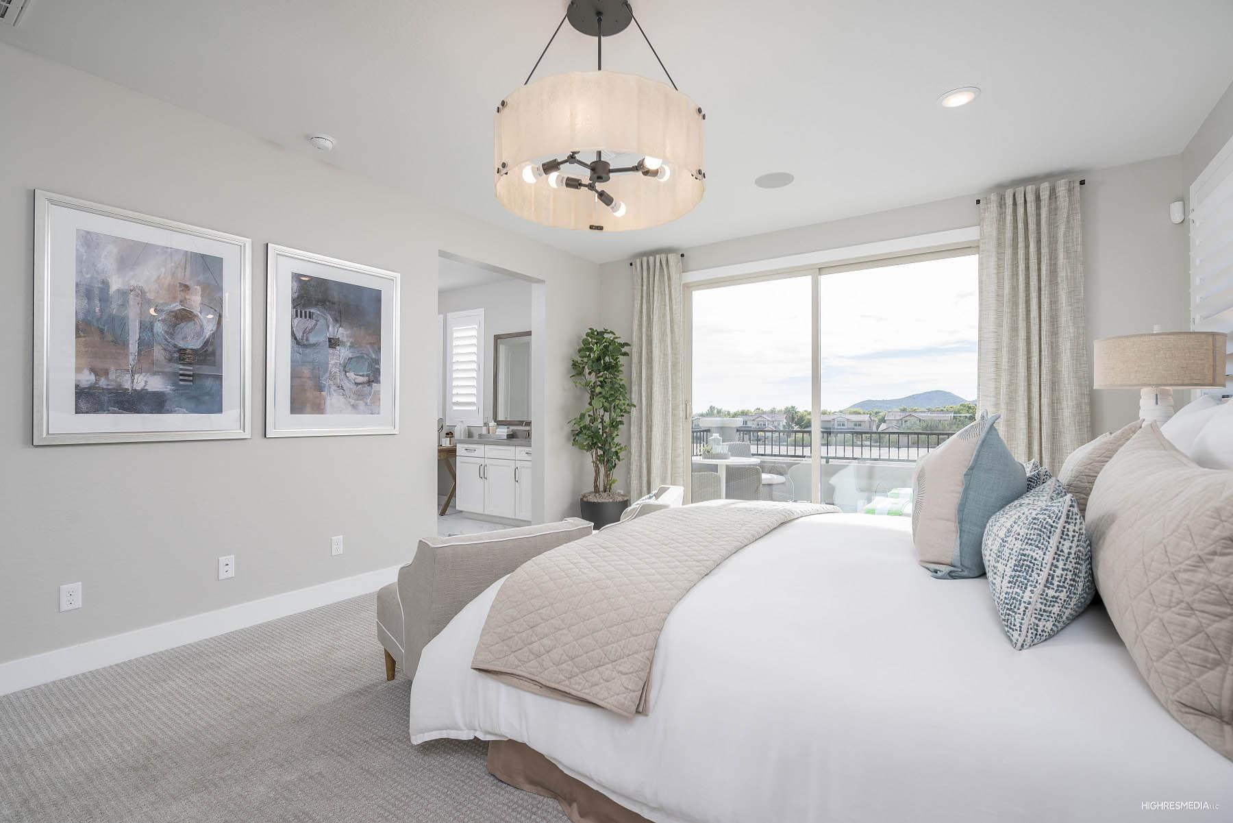 Bedroom featured in the Ascent By Landsea Homes in Phoenix-Mesa, AZ