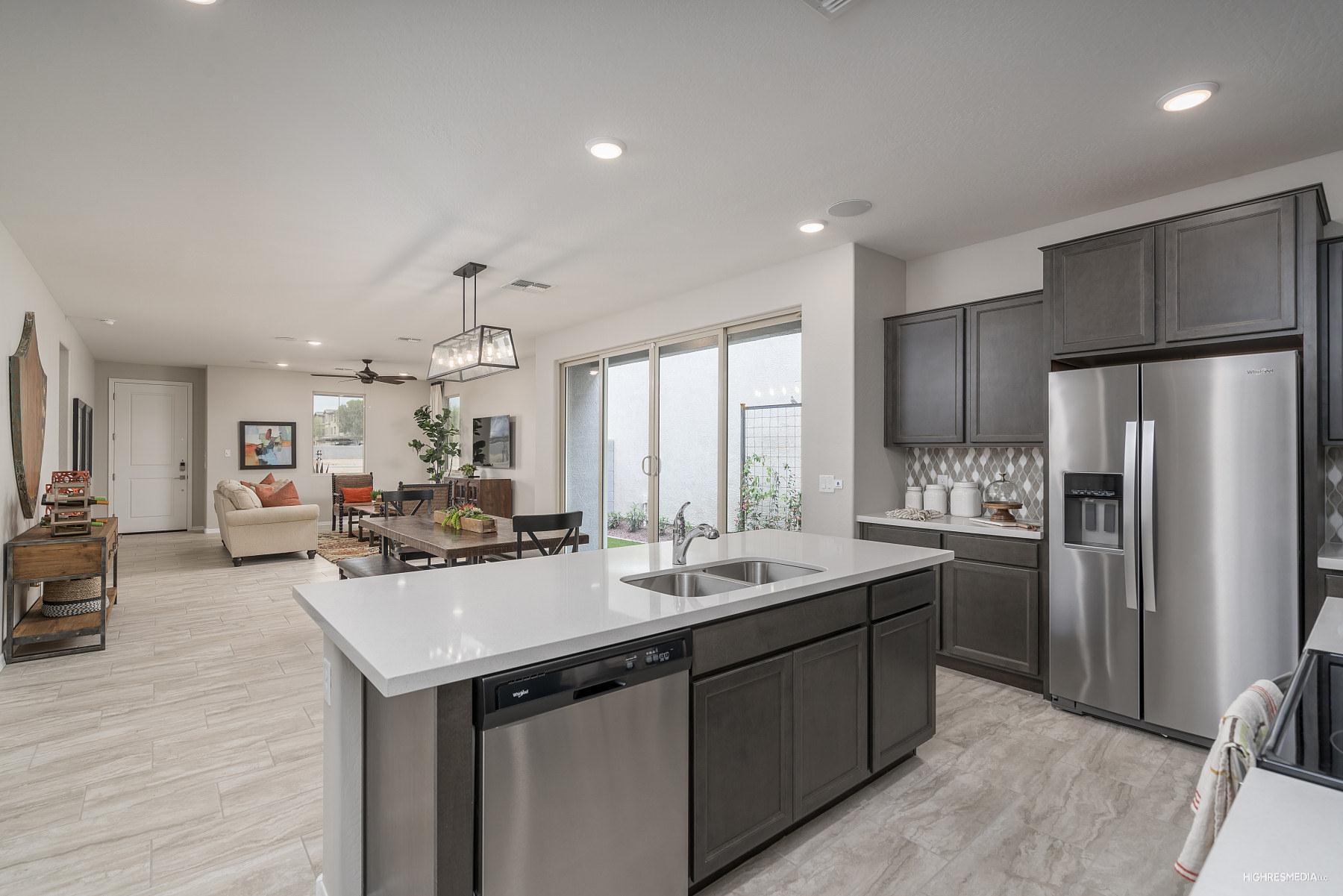 Kitchen featured in the Splendor By Landsea Homes in Phoenix-Mesa, AZ
