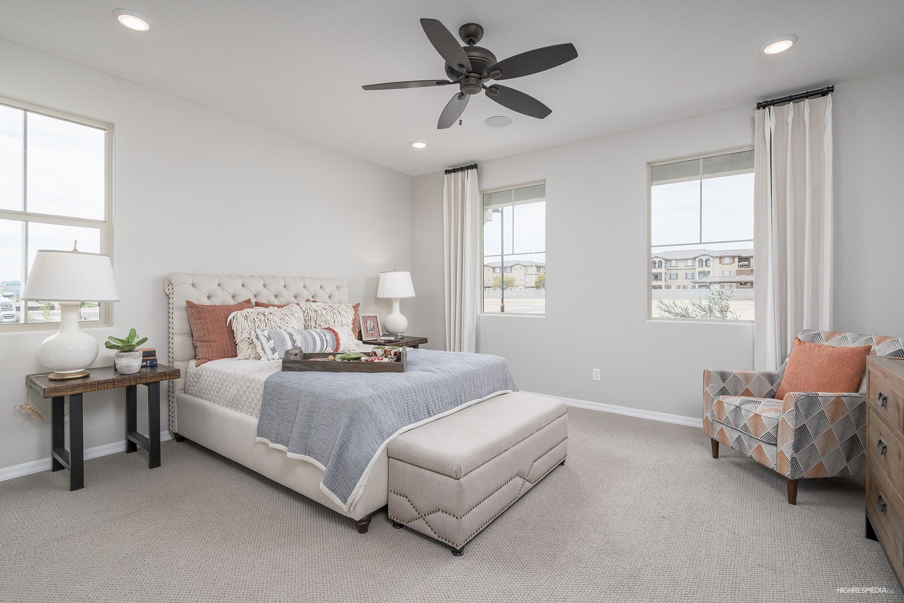 Bedroom featured in the Splendor By Landsea Homes in Phoenix-Mesa, AZ