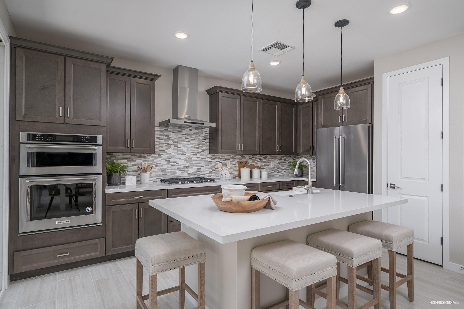 Kitchen featured in the Mirage By Landsea Homes in Phoenix-Mesa, AZ