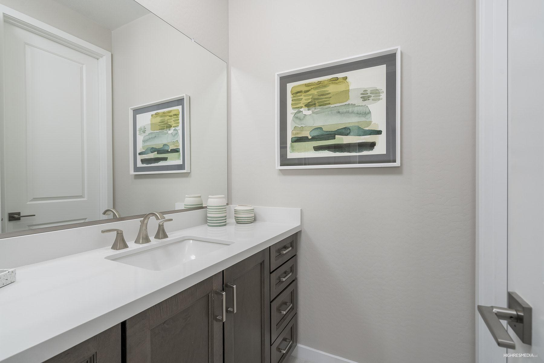 Bathroom featured in the Mirage By Landsea Homes in Phoenix-Mesa, AZ