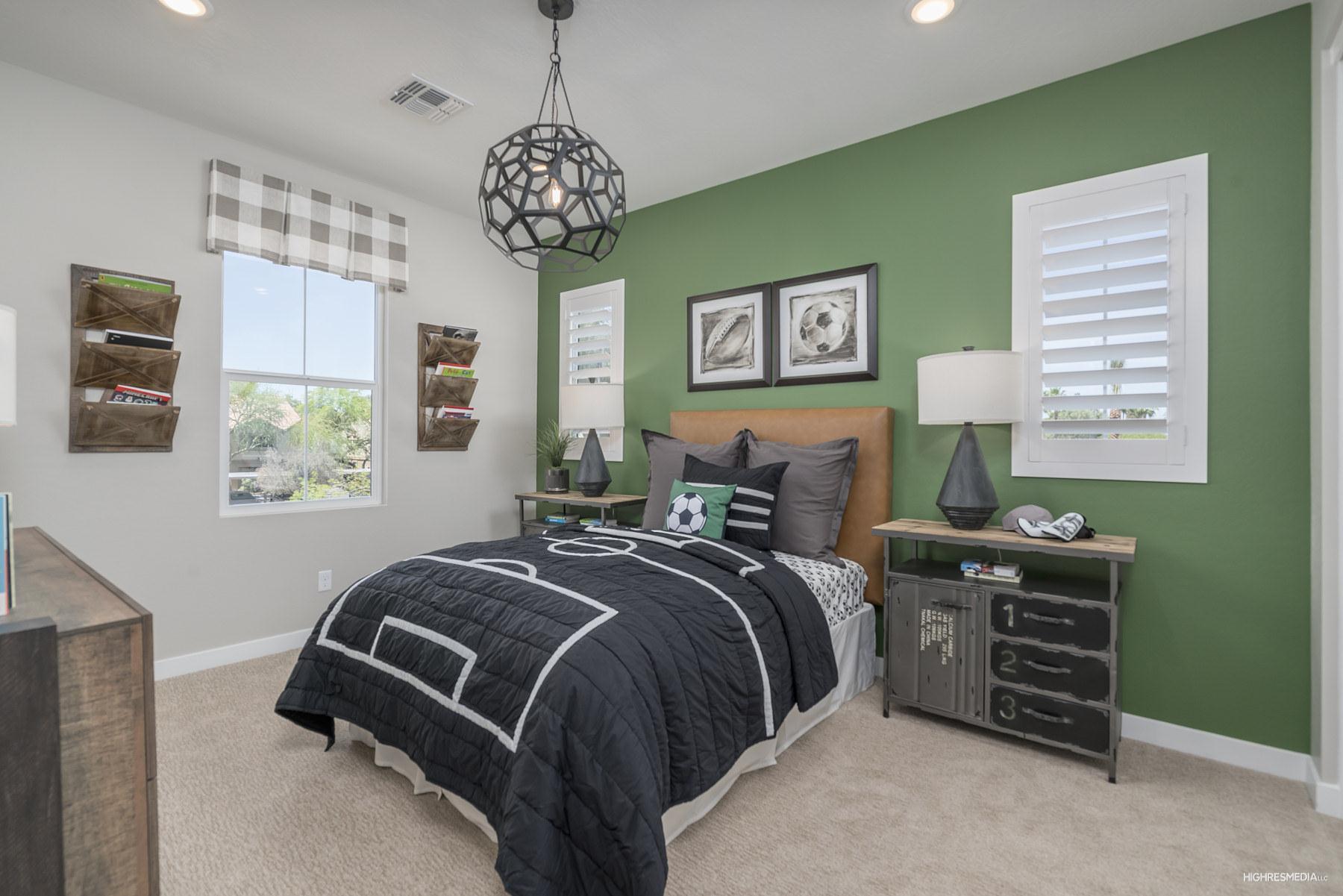 Bedroom featured in the Mirage By Landsea Homes in Phoenix-Mesa, AZ