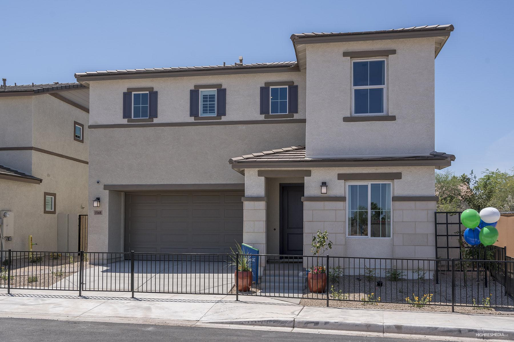 Exterior featured in the Mirage By Landsea Homes in Phoenix-Mesa, AZ