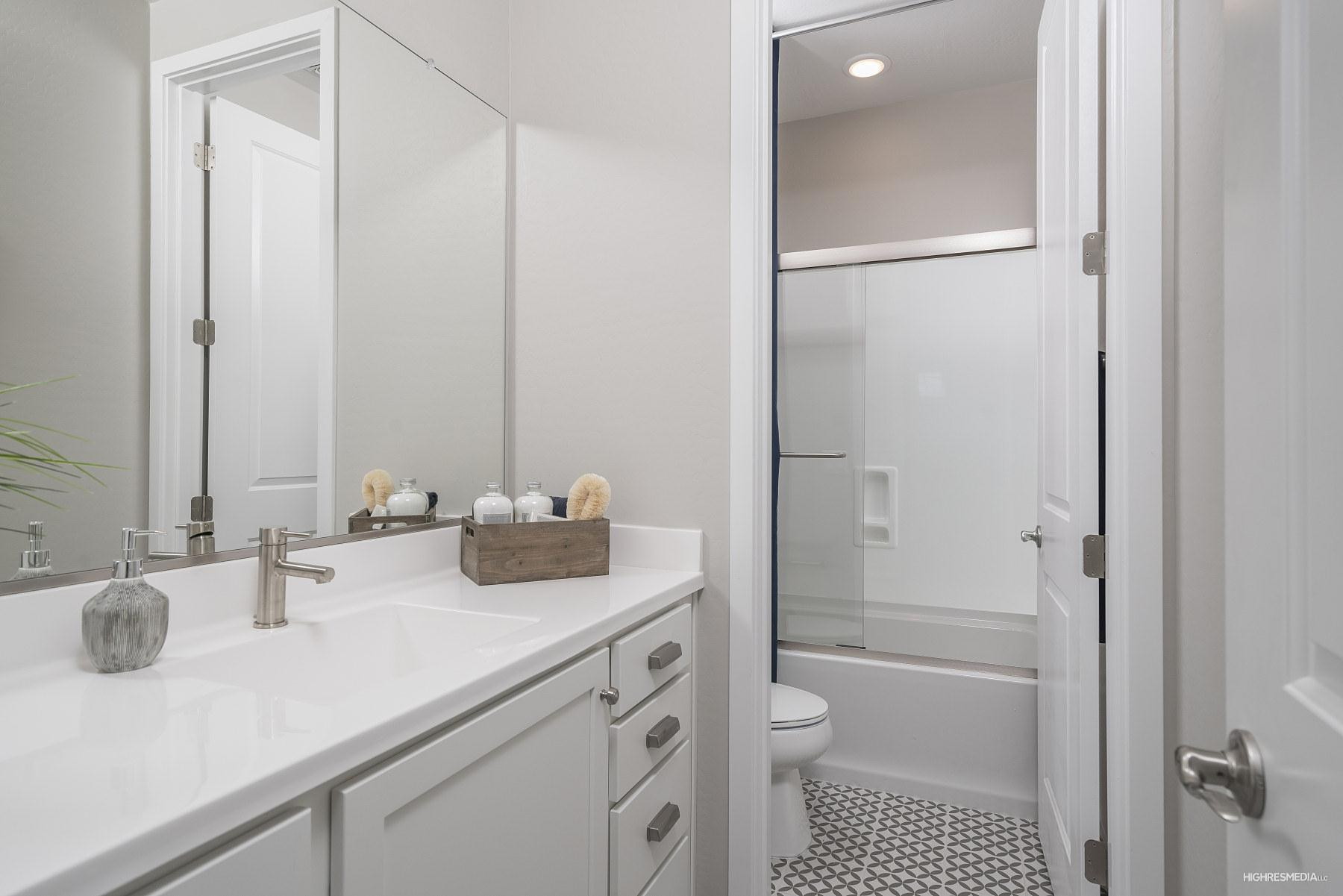 Bathroom featured in the Dune By Landsea Homes in Phoenix-Mesa, AZ