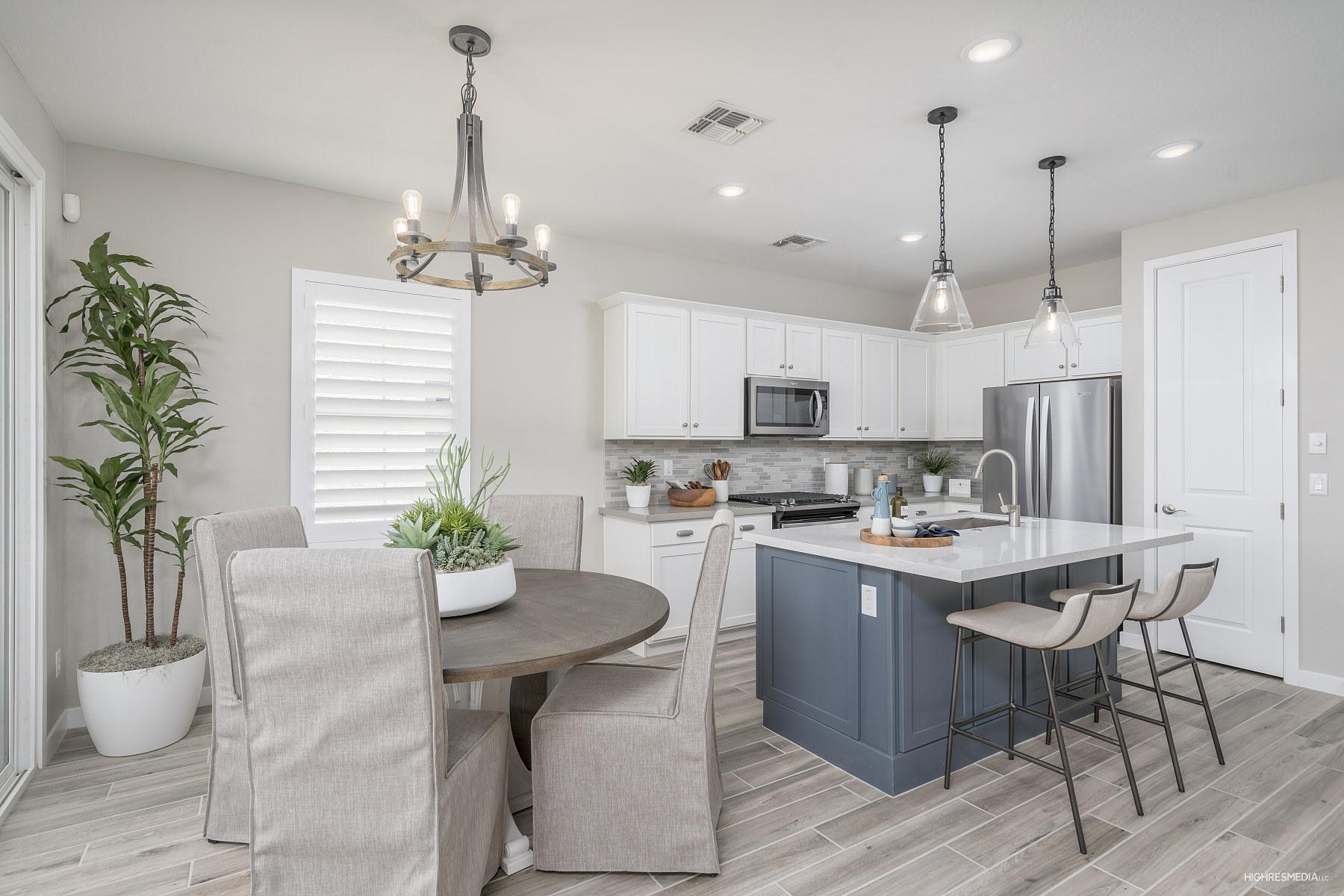 Kitchen featured in the Dune By Landsea Homes in Phoenix-Mesa, AZ