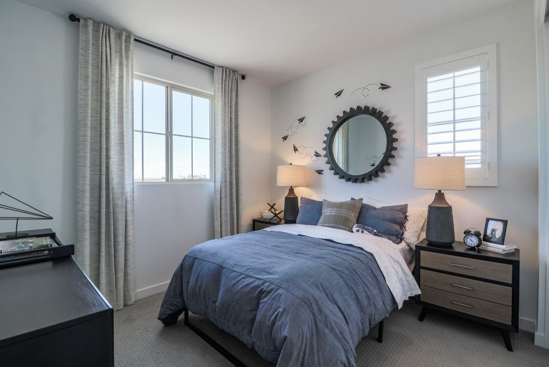 Bedroom featured in the Mandarin By Landsea Homes in Phoenix-Mesa, AZ