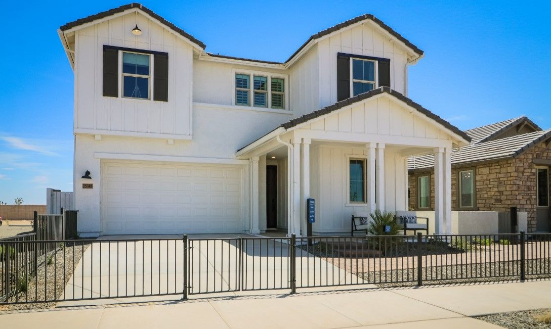 Exterior featured in the Mandarin By Landsea Homes in Phoenix-Mesa, AZ