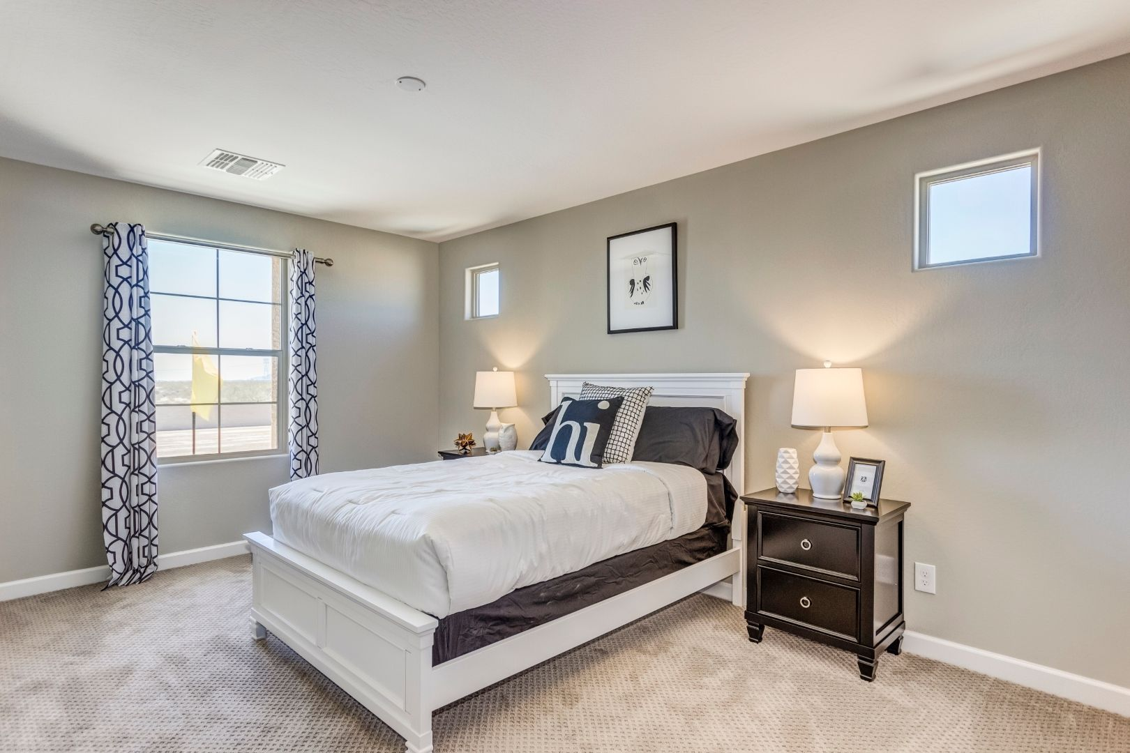 Bedroom featured in the Grand W/8' Double Gate By Landsea Homes in Phoenix-Mesa, AZ