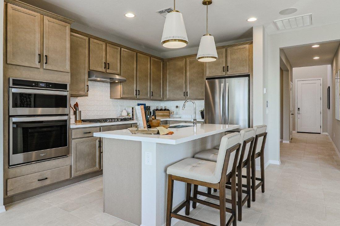 Kitchen featured in the Rienda By Landsea Homes in Phoenix-Mesa, AZ