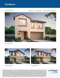 Serenity - Centerra: Goodyear, Arizona - Landsea Homes