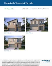 Inspirada - Marketside Tercera at Verrado: Buckeye, Arizona - Landsea Homes