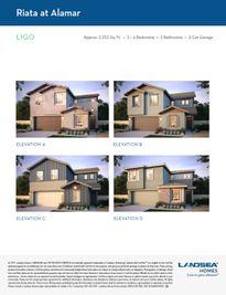 Ligo - Riata at Alamar: Avondale, Arizona - Landsea Homes