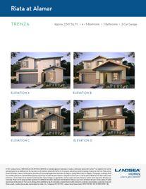 Trenza - Riata at Alamar: Avondale, Arizona - Landsea Homes