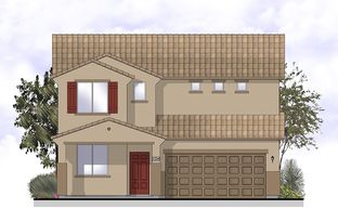 Oak Creek - Olive Grove Canyon Series: Peoria, Arizona - Landsea Homes