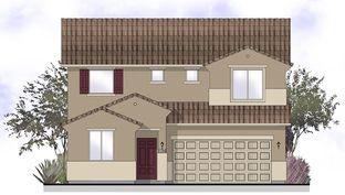 Cottonwood - Olive Grove Canyon Series: Peoria, Arizona - Landsea Homes