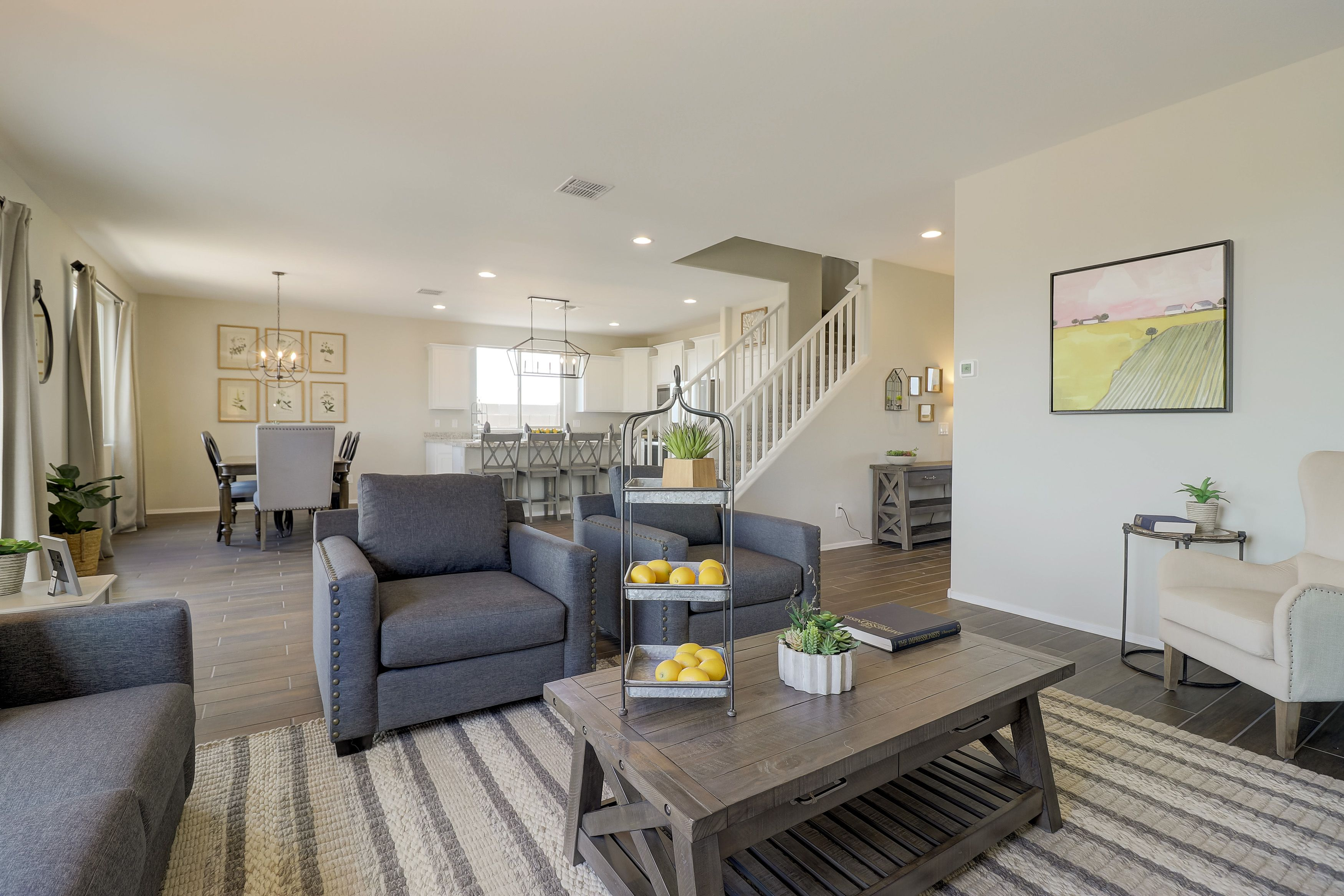 Living Area featured in the Aspen By Landsea Homes in Phoenix-Mesa, AZ