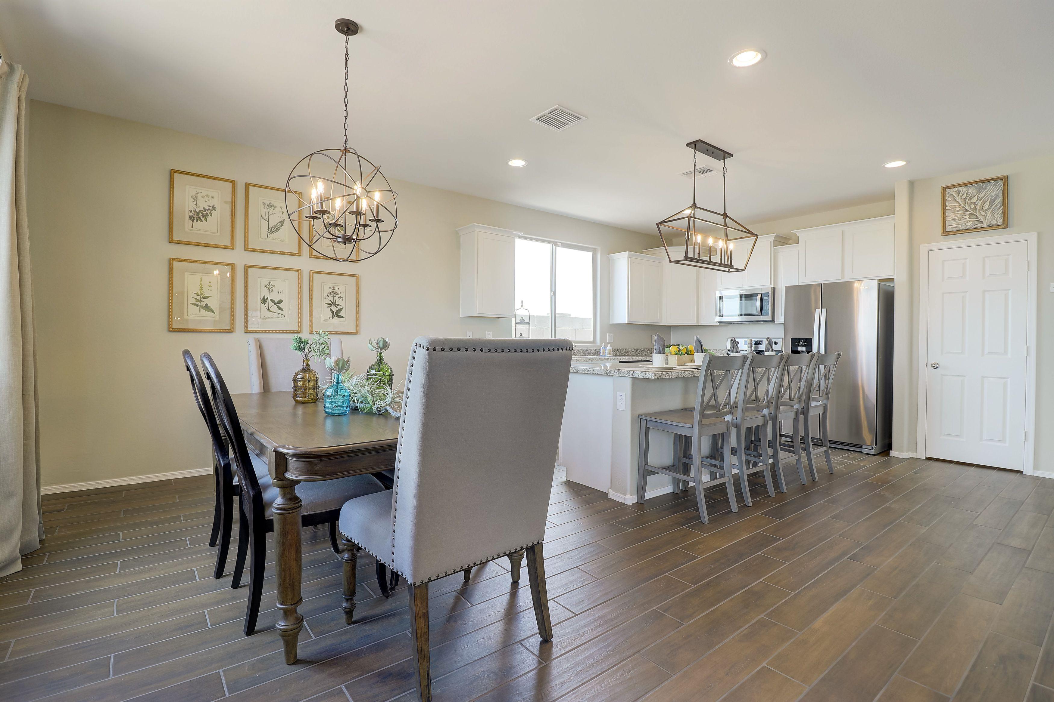 Kitchen featured in the Aspen By Landsea Homes in Phoenix-Mesa, AZ