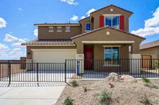 Oak Creek W/ 8' Double Gate - The Villages at North Copper Canyon: Surprise, Arizona - Landsea Homes