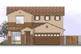 Sycamore W/8' Double Gate - The Villages at North Copper Canyon: Surprise, Arizona - Landsea Homes