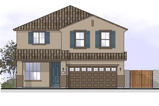 Grand W/8' Double Gate - The Villages at North Copper Canyon: Surprise, Arizona - Landsea Homes