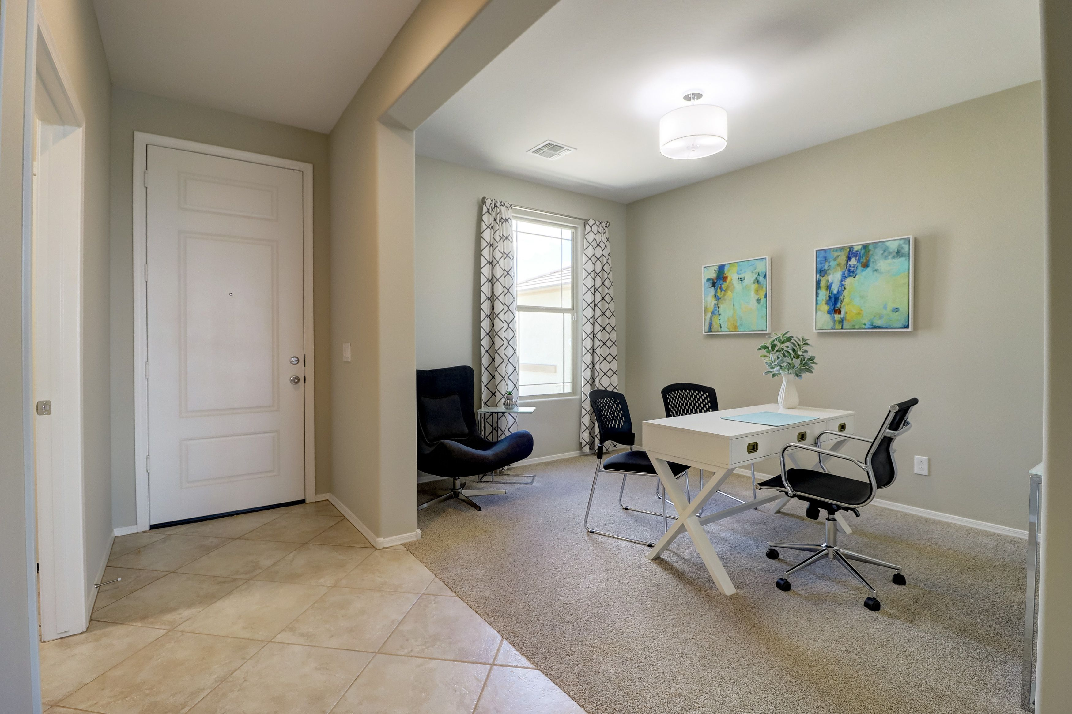 Living Area featured in the Madera By Landsea Homes in Phoenix-Mesa, AZ