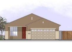 Pima W/8' Double Gate - The Villages at North Copper Canyon: Surprise, Arizona - Landsea Homes