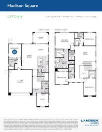 Uptown - Madison Square: Phoenix, Arizona - Landsea Homes