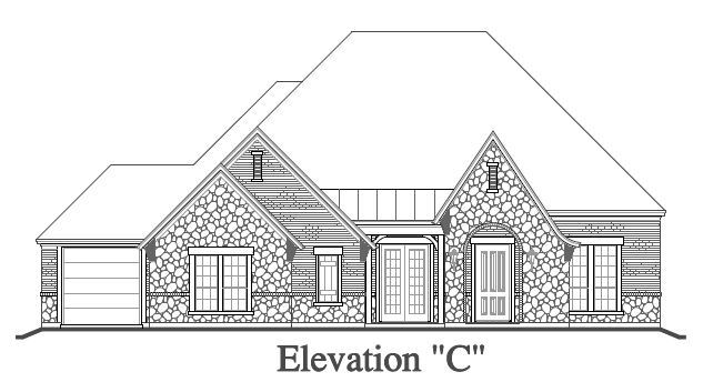 Exterior featured in The Philmont By Newport Homebuilders in Dallas, TX