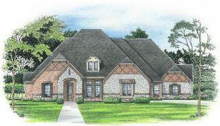 The Kensington - Newport Homebuilders - Build On Your Lot: Celina, Texas - Newport Homebuilders