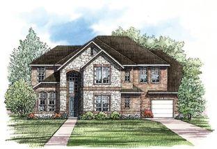 The Colonial - Newport Homebuilders - Build On Your Lot: Celina, Texas - Newport Homebuilders
