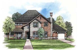 The Pinehurst - Newport Homebuilders - Build On Your Lot: Celina, Texas - Newport Homebuilders