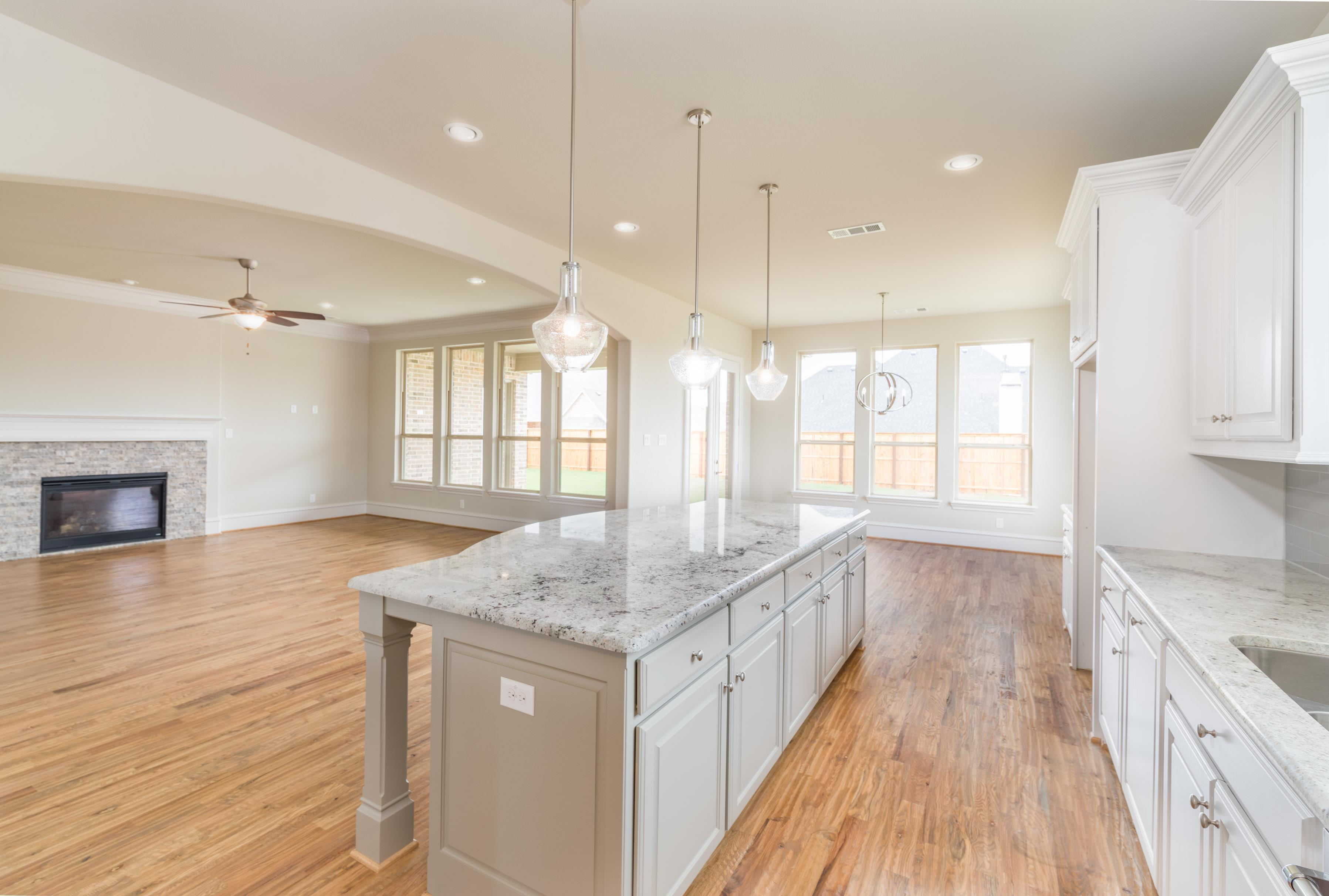 Kitchen featured in the Concept 4258 By Newport Light Farms in Dallas, TX