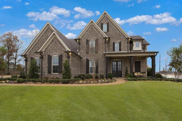Fountain Brook Model Home:Winston Plan